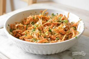 Деруны из моркови  - фото шаг 1