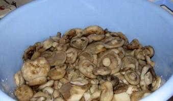 Засолка грибов - фото шаг 3