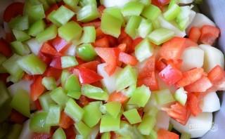Овощное рагу с баклажанами и картофелем - фото шаг 4