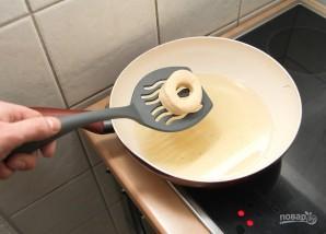 Быстрый рецепт пончиков - фото шаг 6