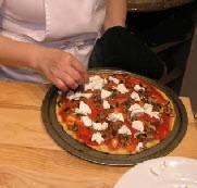 Пицца с грибами - фото шаг 4