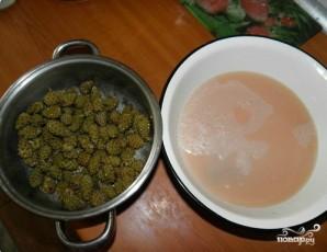 Варенье из сосновой шишки - фото шаг 2