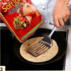 Мексиканский суп с тортильями - фото шаг 3