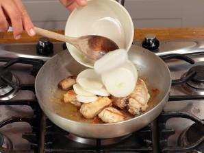 Куырдак из курицы - фото шаг 2