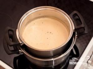 Сливочный кофейный крем - фото шаг 5
