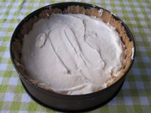 Чизкейк без выпечки с маскарпоне - фото шаг 5