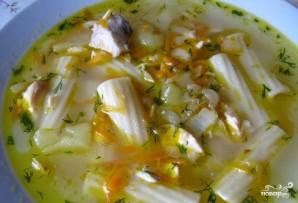 Рыбный суп из лосося - фото шаг 6