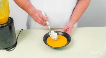 Простой рецепт супа-пюре из тыквы  - фото шаг 4