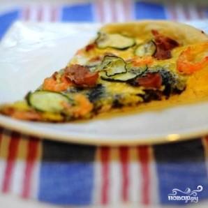 Суши-пицца - фото шаг 8
