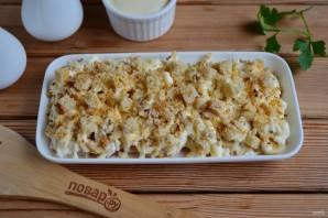 """Салат с грибами и сыром """"Искушение"""" - фото шаг 7"""