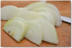 Говядина в рукаве с овощами - фото шаг 1
