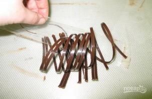 Спиральки из шоколада (мастер-класс) - фото шаг 3