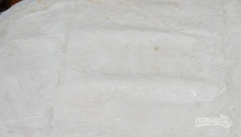 Лаваш со скумбрией - фото шаг 3