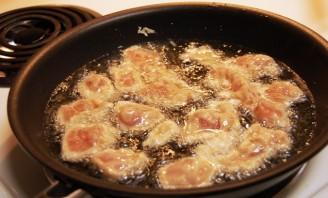 Курица с ананасами - фото шаг 4
