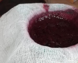 Вино из шелковицы - фото шаг 3