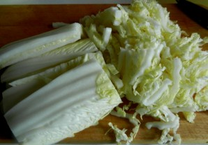 Щи из китайской капусты - фото шаг 3