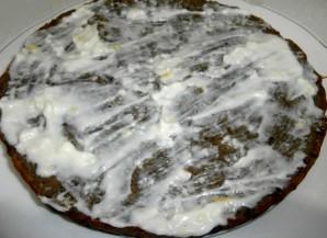 Печеночный торт в мультиварке - фото шаг 6