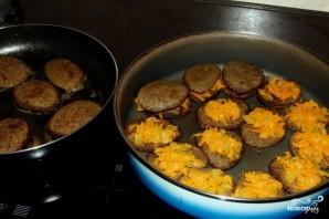 Печеночные оладьи из свиной печени - фото шаг 4
