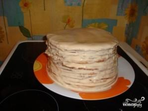 """Торт """"Пизанская башня"""" - фото шаг 19"""