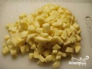 Картошка с мясом в мультиварке - фото шаг 8