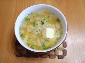 Суп рыбный простой - фото шаг 8