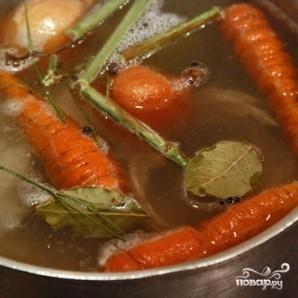 Заправочный рыбный суп - фото шаг 3