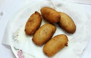 Оригинальная закуска из картофеля - фото шаг 9