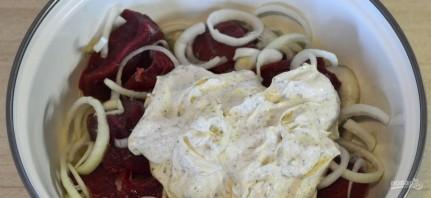 Лучший рецепт шашлыка из говядины - фото шаг 2