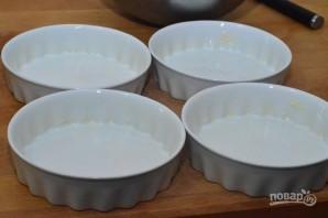 Творожная запеканка без манки в духовке - фото шаг 5