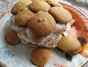 "Торт ""Черепаха"" рецепт классический - фото шаг 8"