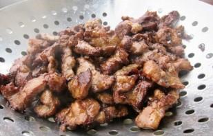 Мясо в воке - фото шаг 5