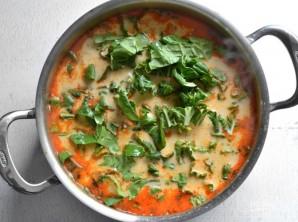 Овощной суп с карри - фото шаг 5