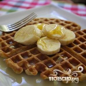 Вафли с коричневым маслом - фото шаг 7