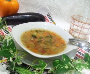 Диетический суп из чечевицы - фото шаг 4
