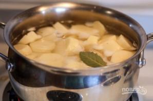 Вкусные вареники с картошкой - фото шаг 5