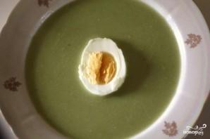 Суп-пюре из зеленого лука - фото шаг 5