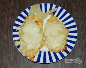 Куриные отбивные с ананасами - фото шаг 3