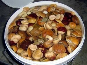 Маринованные белые грибы без стерилизации - фото шаг 2