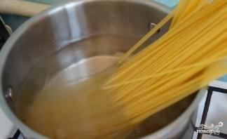 Вешенки в сливочном соусе - фото шаг 3