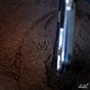 Кофейный торт - фото шаг 3