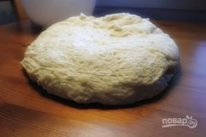 Дрожжевое тесто на пирожки - фото шаг 7