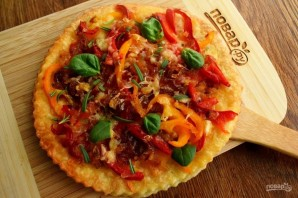 "Пицца ""Фейк"" - фото шаг 6"