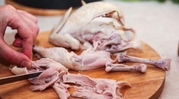 Суп из тыквы с курицей - фото шаг 5
