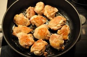 Цыпленок чилиндрон - фото шаг 3