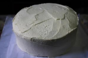 Торт на день рождения девочке 8 лет - фото шаг 5