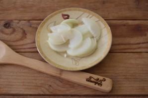 Грибы под соусом - фото шаг 2