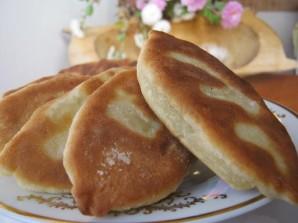 Пирожки на соде - фото шаг 7