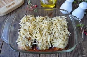 Лазанья из баклажанов с сыром - фото шаг 9