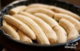 Десерт из запеченных бананов - фото шаг 1