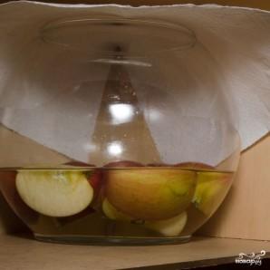 Домашний яблочный уксус - фото шаг 8